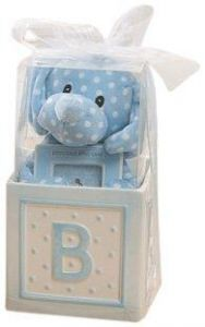 Gund Baby Welcome Little One Gift Set, Blue
