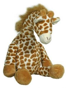 Cloud B Gentle Giraffe On The Go  - Travel Sound Machine with